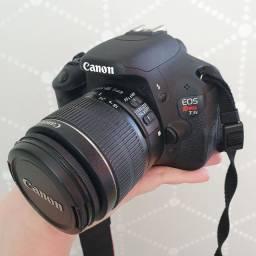 Câmera dslr Canon Rebel T3i