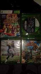 Jogos de ps4 e Xbox one