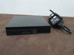 Dell Optiplex Mini 3060 I5 8400t 8gb RAM 500gb HD - Ultracompacto
