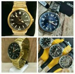 Relógios Orient Originais Novos Vários Modelos e Cores
