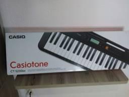 Casio CT S200Bk Novo Zero