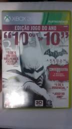 Vendo esse jogo do Batman