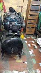 Motor Trifásico 5 CV WEG