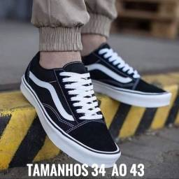 Tênis Vans Old Casual Perfeito