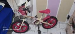 Bicicleta ARO 16 - Fofys - Fuscia - Verden Bikes