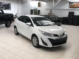 Yaris Sedan XL Plus 1.5 Aut. *Único Dono* Avalio Troca