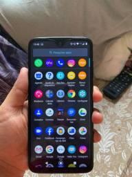Motorola moto G7 plus em muito bom estado em iPhone