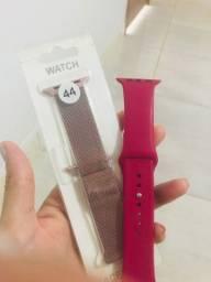 Vendo pulseiras  Watch  42 e 44 m
