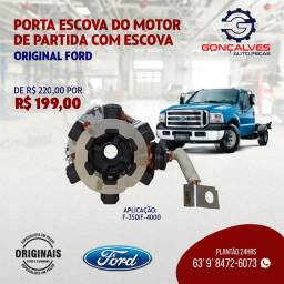 PORTA ESCOVAS ESCOVAS DO MOTOR DE PARTIDA ORIGINAL FORD F-350/F-4000