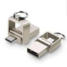 Pen Drive 2TB em metal - Promoção