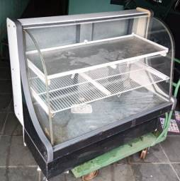 Balcão vitrine refrigerada