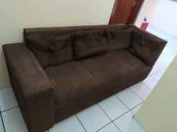 Vendo sofá usado