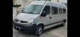 Micro ônibusRenault Master 2013 Prata 15 Lugares