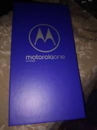 Motorola Moto One Hyper NOVO!! LACRADO!! SEM USO!!! #AC CARTÃO