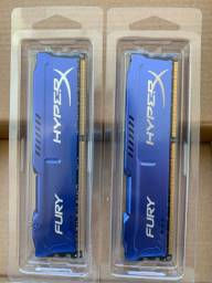 Kit Kingston Hyper X 16gb DDR3 1600mhz