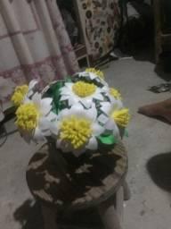 Arranjo de flores para decoracao