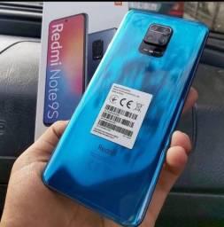 Redmi Note 9s 128gb/6Ram