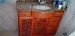 Armario de banheiro com espelho