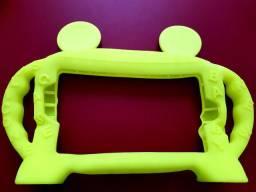 Capa para tablet infantil emborrachada 7 polegadas