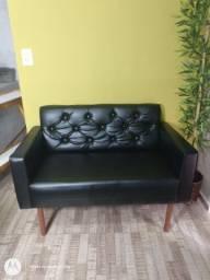 Sofá para Salão de Beleza / Barbearia. Novo direto da fábrica! # Poltrona # cadeira