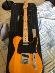 Guitarra squier com captação seymour Ducan