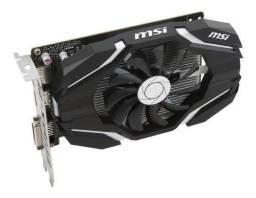 GTX 1050 TI 4GB GeForce Nvidia msi