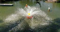 Areador chafariz piscicultura