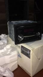 Toca CD MP3 2DIN Kenwood DPX302