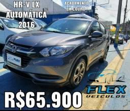 HR-V Lx automática novíssima (Agende uma visita)