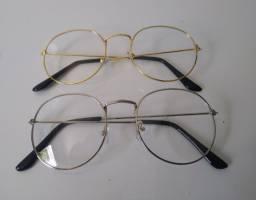 Óculos Metal Unissex
