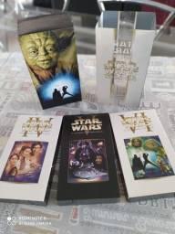 Star Wars Trilogia em VHS