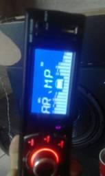Radio automotivo BOOSTER