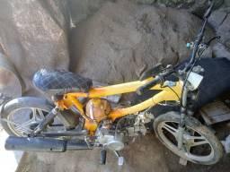 Moto modificada cinquentinha 50cc