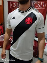 Camisa Masculina Vasco da Gama Kappa 2020/2021 Torcedor