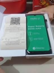 Moto G8 Power 64 GB Nunca Usado Completo/Nota Fiscal/Aceito Cartão