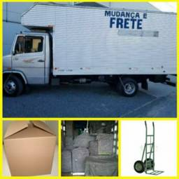 Caminhão bau fretes e mudanças Daniel caminhão bau disponível fretes fretes