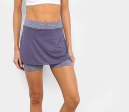 Short saia adidas
