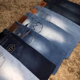Calça jeans Masculina alto padrão!!!Primeira linha!!!