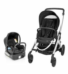Carrinho de Bebê + Bebê confort