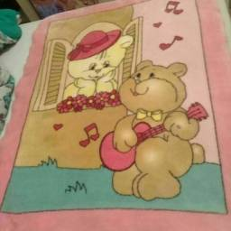 Cobertor infantil menina
