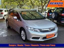 Honda Civic 1.8 LXS Automático - 2014