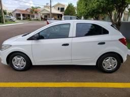 Carro Chevrolet Onix 1.0 Joy , ótimo  preço