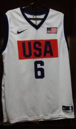 Camisa de basquete do Estados Unidos