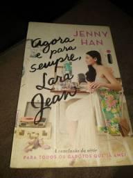 Livro Agora e para sempre Lara Jean
