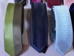 gravatas novas por apenas R$ 25.00