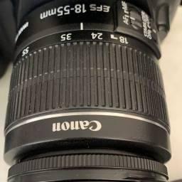Vendo ou troco câmera Canon T3