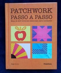 Livro Patchwork Passo a Passo - novo