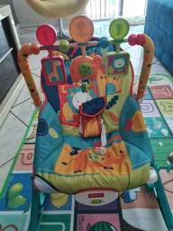 Cadeira descanso fischer price