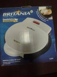 Omeleteira Britânia nova! Nunca usada