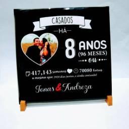 Azulejos personalizados para casais
